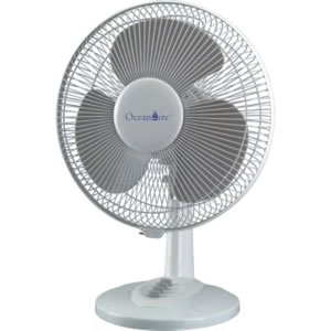 Desktop Oscillating Fan