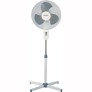 Pedestal Oscillating Fan